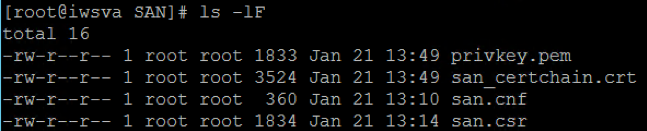 Import files back into the IWSVA Server