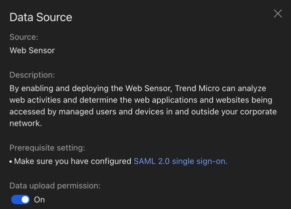 Web Sensor