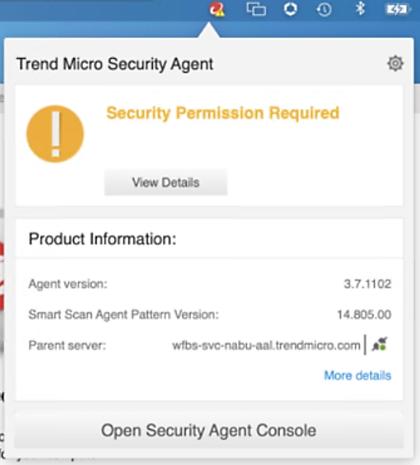 Security Permission Error