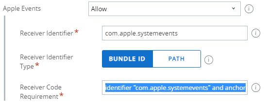 Apply the Apple Identifier