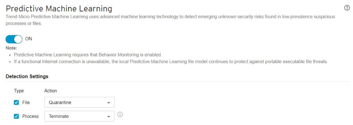 Predictive Machine Learning