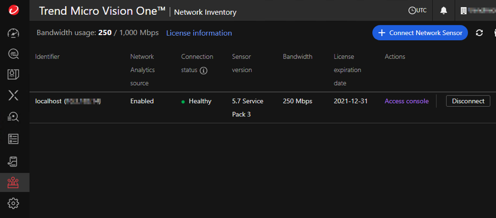 reload Network Inventory