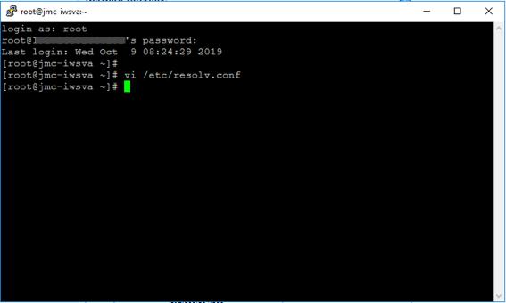 add DNS servers1