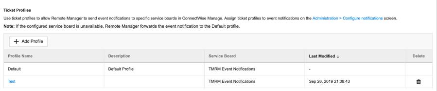 Configure third-party integrations