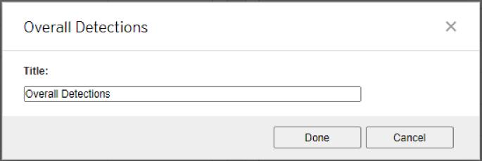Widget settings 2