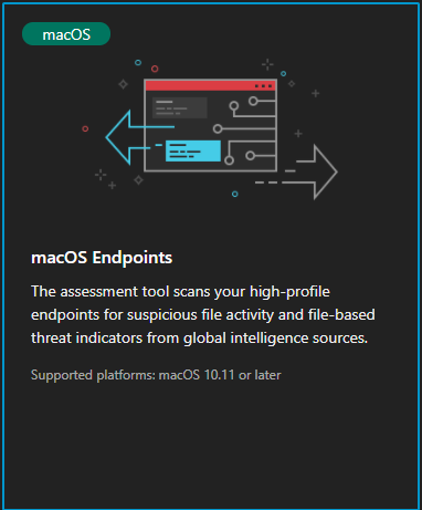 Endpoint Assessment Tool