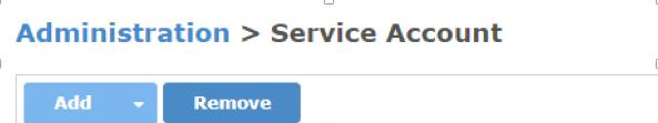 Salesforce sandbox service account provisioning