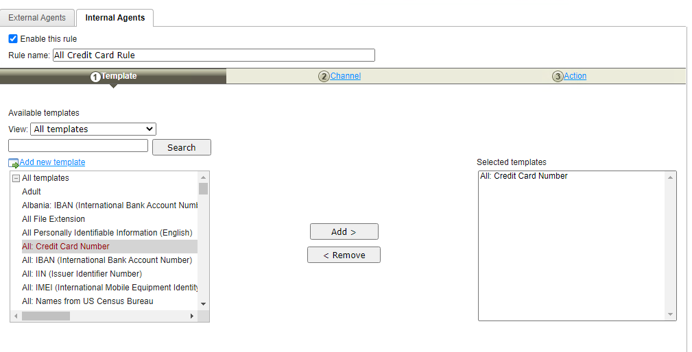 Install and Configure DLP