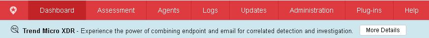 XDR promo notification bar