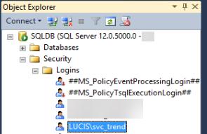 Windows Service Account
