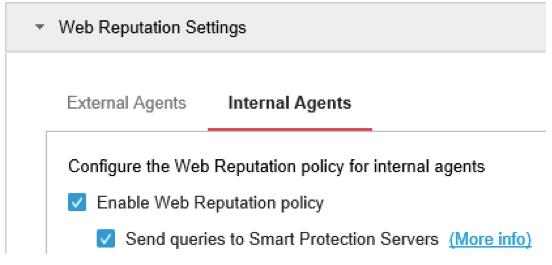 Internal Agents