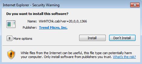 ActiveX Prompt