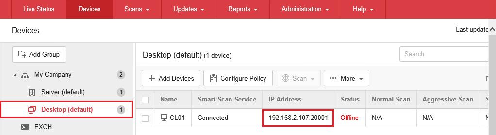 Identify IP Address