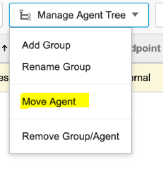 Move Agent