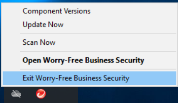 Exit Worry-Free Business Security