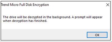 Start Decryption