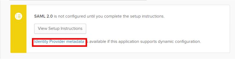 download metadata
