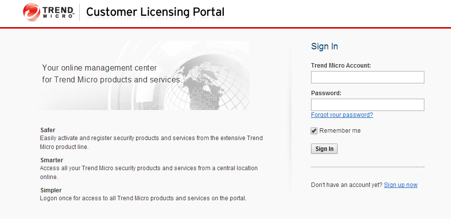 Customer Licensing Portal (CLP)