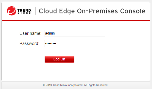 Configure Cloud Edge Remotely When Switching Internet Service Providers