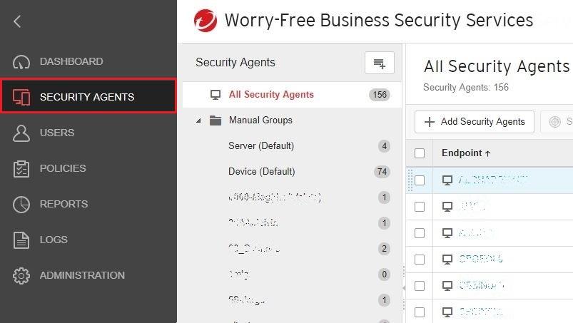 Click Security Agents