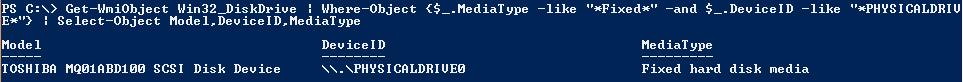 Multiple Disk Environment