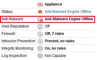 Anti-Malware offline