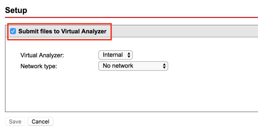 virtual analyzer