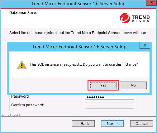 TMES 1.6 Server Setup