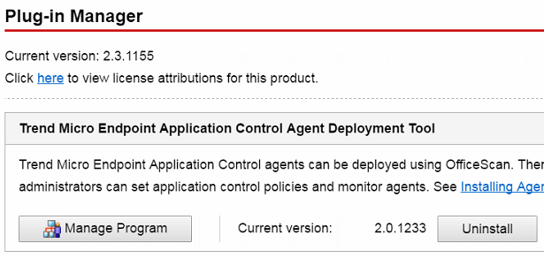 EAC Agent Deployment Tool