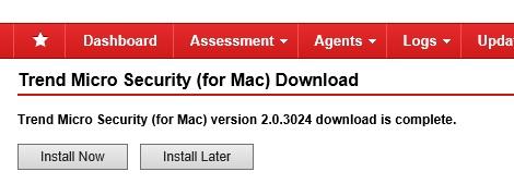 TMSM installer package