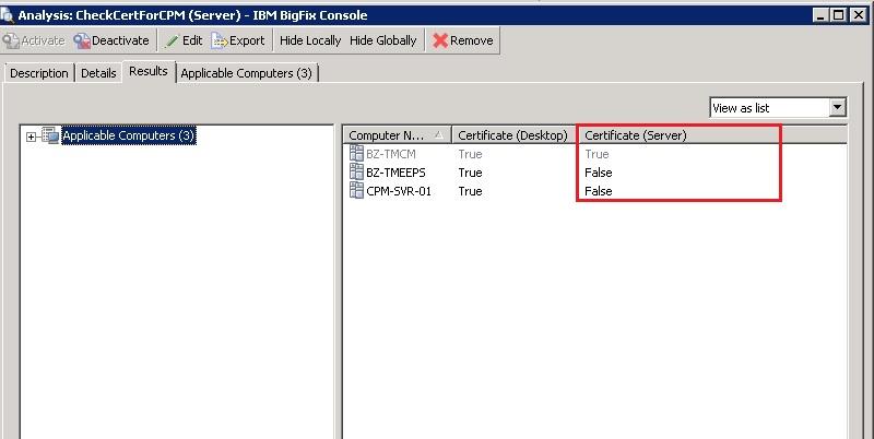 CPM Certificates