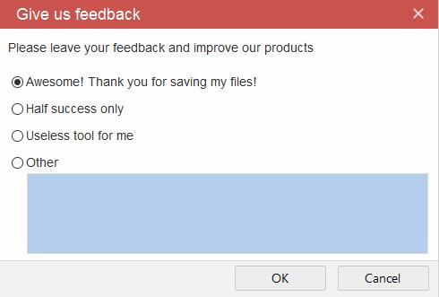 userfeedback