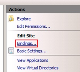 Select bindings