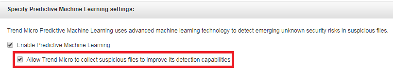 Predictive Machine Learning Feedback