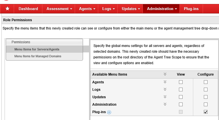 Configuring Plug-Ins in OfficeScan 11.0