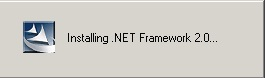 Installation of Microsoft .NET Framework 2.0