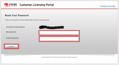 Customer Licensing Portal