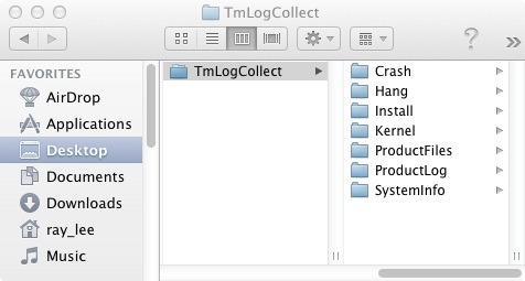 TmLogCollect
