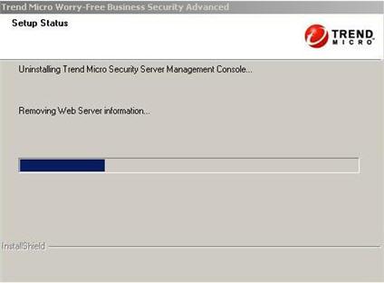 Removing Web Server information