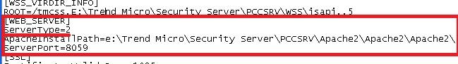 ServerType=2
