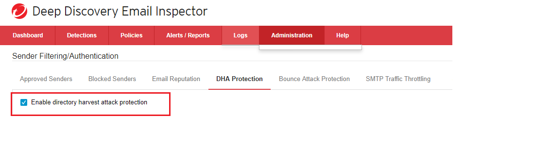 DHA Protection