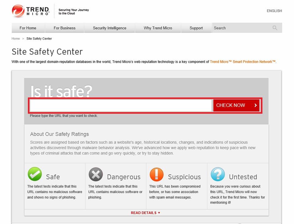 Site Safety Center
