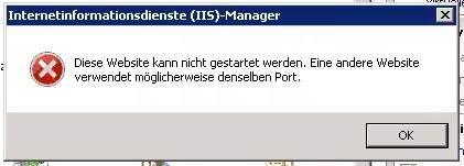 OSCE installation error