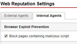 OSCE DCN - Browser Exploit Prevention