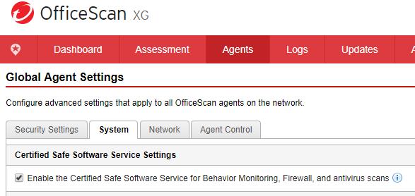 OSCE DCN - Certified Safe Software Service