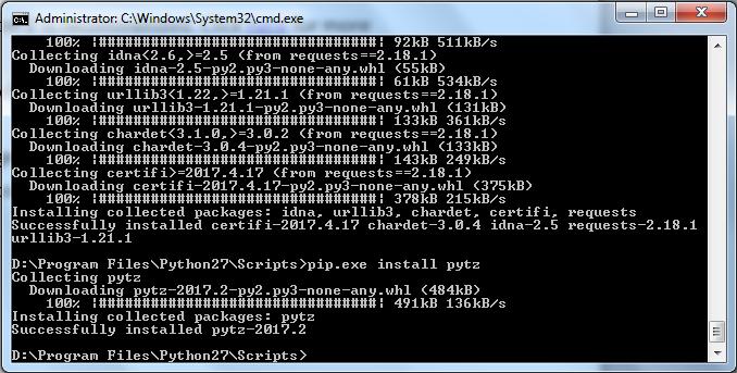 Install Python_command3