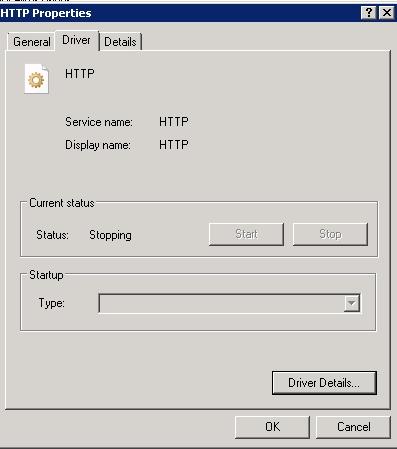 HTTP Properties