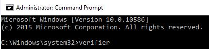 Administrator - Command Prompt