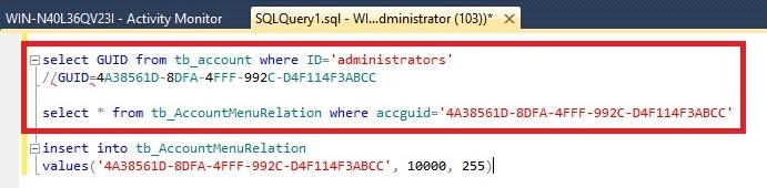 TMCM-SQL