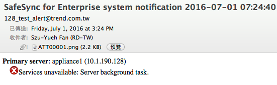 SSFE System Notification